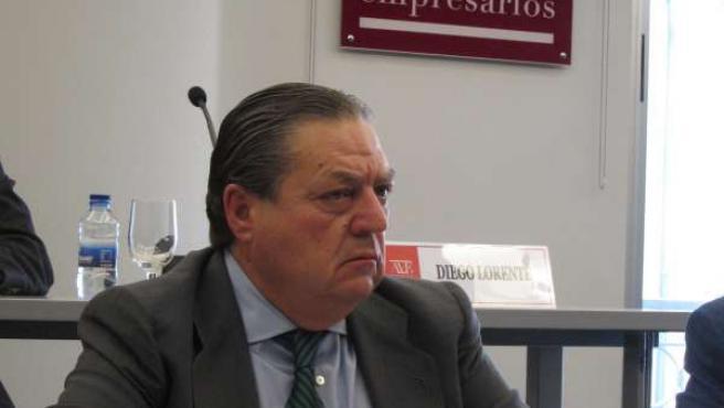 El presidente de AVE, Vicente Boluda,en una imagen de archivo
