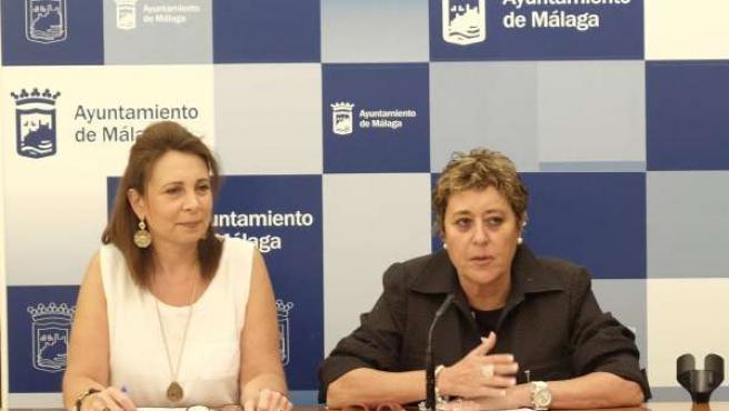 Ana Navarro, Fomento, Promoción, Empleo, Ayuntamiento Málaga