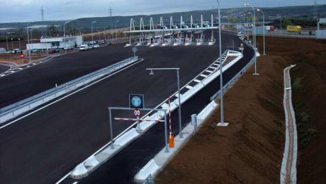 Autopista R-4 Madrid-Ocaña