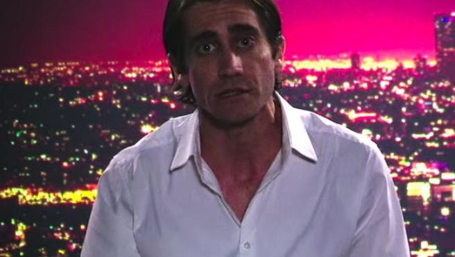 Jake Gyllenhaal busca trabajo en 'Nightcrawler'