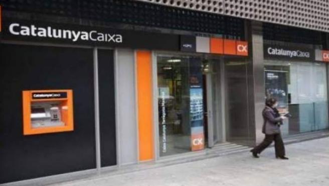Oficina de Catalunya Caixa
