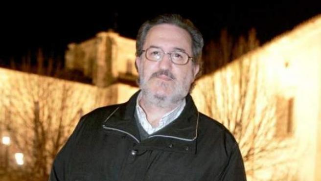 El escritor Espinosa Maestre