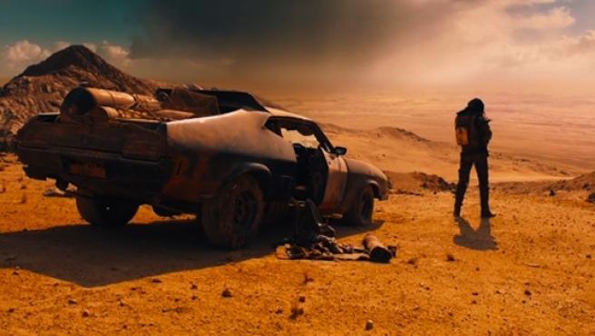 Tráiler de 'Mad Max: Fury Road'