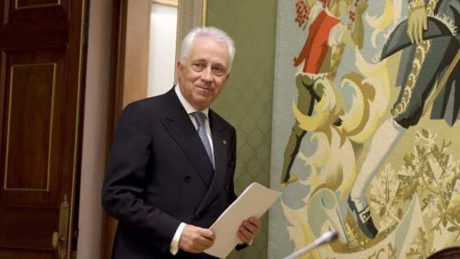El gobernador del Banco de Portugal,