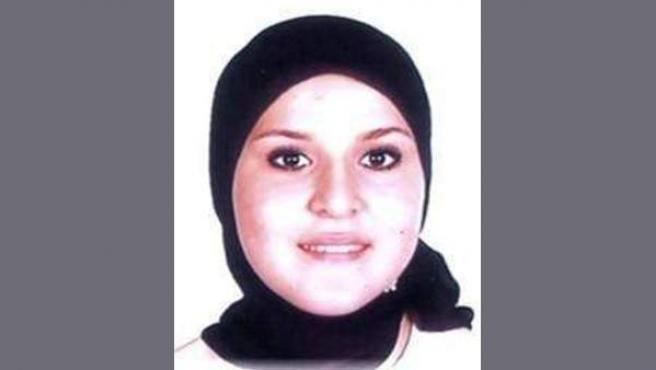 Fauzia Allal Mohamed, detenida cuando pretendía viajar a Marruecos junto a una menor para sumarse a una red de Al Qaeda.
