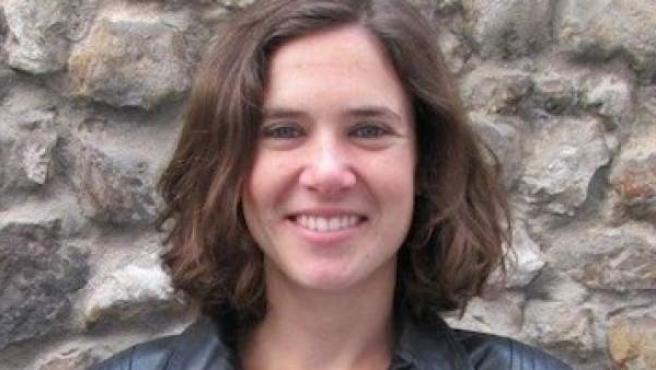 Paloma Soria, abogada de Women´s Link Worldwide, organización que defendió ante la ONU a Ángela González Carreño.