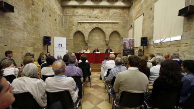 Imagen del XXVIII Seminario sobre Historia del Monacato