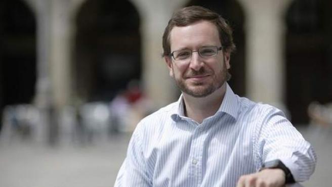 El alcalde de Vitoria, Javier Maroto, en una imagen de archivo.