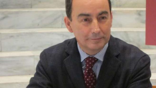 El consejero de Educación, Cultura y Deporte, Miguel Ángel Serna