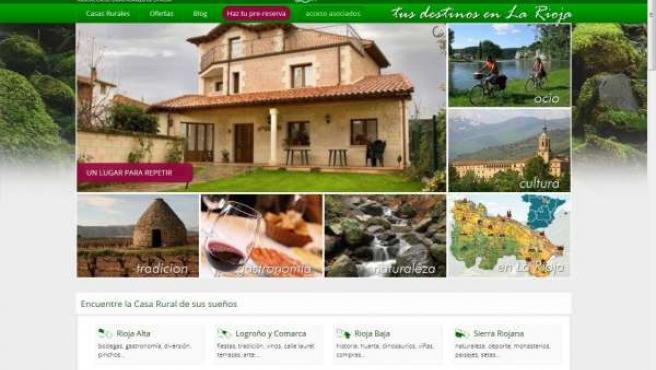 Página web Ascarioja