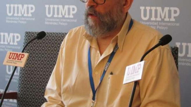 Marcos Ordóñez en la UIMP