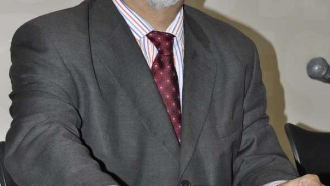 El portavoz agrario del PSOE, Ramón Laplana.