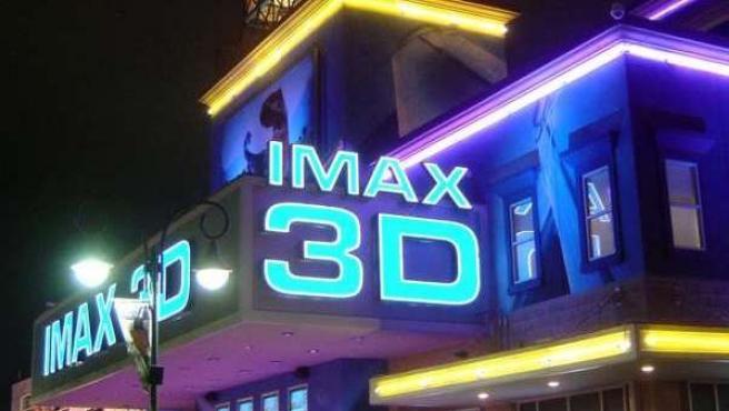 Cine Imax en 3D.