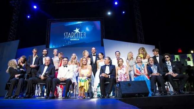 Starlite 2014, Antonio banderas, Mia Farrow