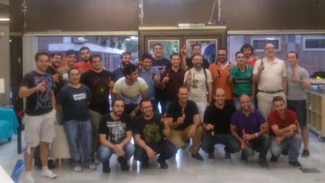 Encuentro de 'HackandBeers' en Córdoba