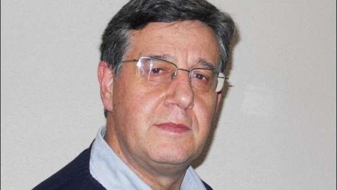 El escritor Luis Torrecilla