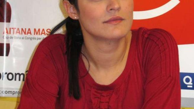 Mireia Mollà en una imagen de archivo