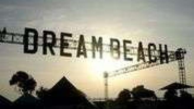 Atardecer en Dreambeach