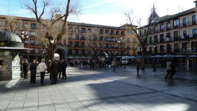 Plaza de Zocodover de Toledo