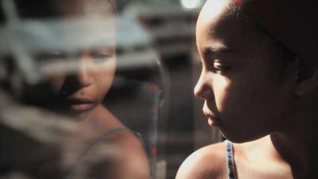 Un momento del corto ganador, 'Acabo de tener un sueño'