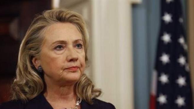 La exsecretaria de Estado estadounidense Hillary Clinton.