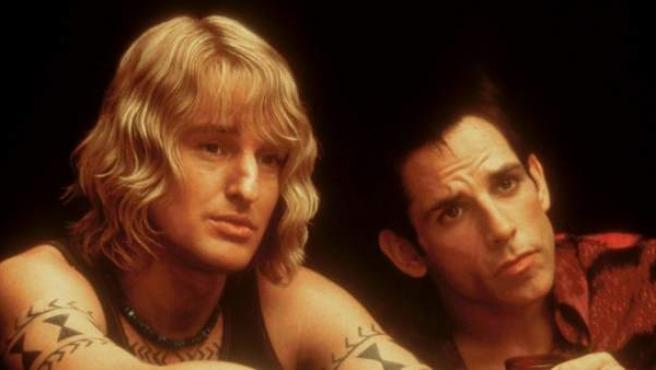 Owen Wilson (i) y Ben Stiller (d) en una escena de 'Zoolander'.