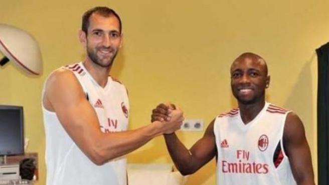 El guardameta Diego López pasa las pruebas físicas con el Milan. El Real Madrid y el equipo italiano han hecho oficial el traspaso.