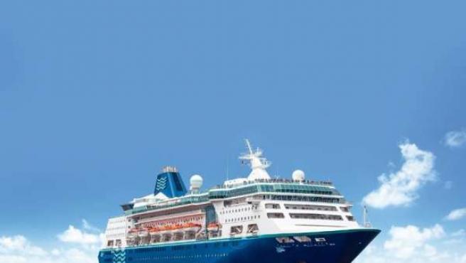 Crucero, barco, Pullmantur