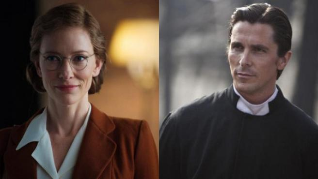 Christian Bale y Cate Blanchett fichan por 'Jungle Book: Origins'