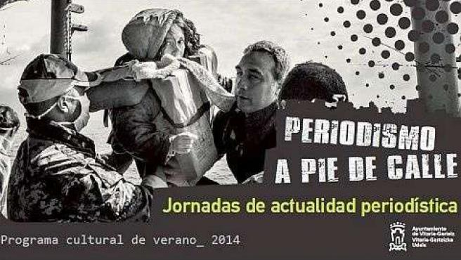Jornadas 'Periodismo a pie de calle'