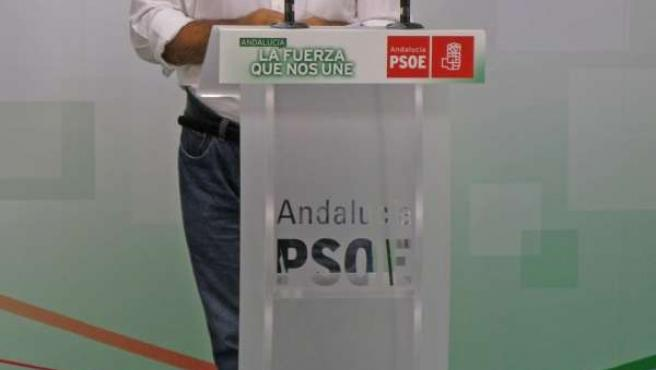 Miguel Ángel Heredia, PSOE