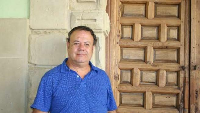 El profesor Aurelio Ríos