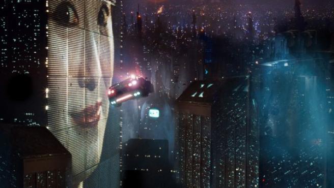 Imagen de la película 'Blade Runner' (1982), de Ridley Scott.