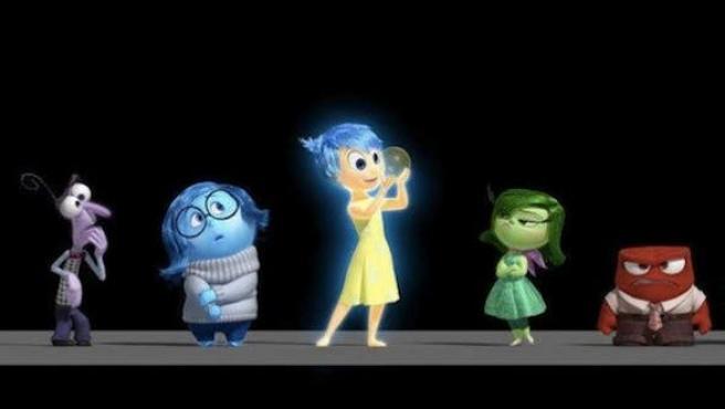 Por qué 'Inside Out (Divertida-mente)' es lo más apetecible de Pixar en años