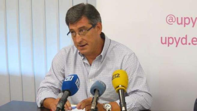 Ignacio Prendes, diputado de UPyD en la Junta General del Principado