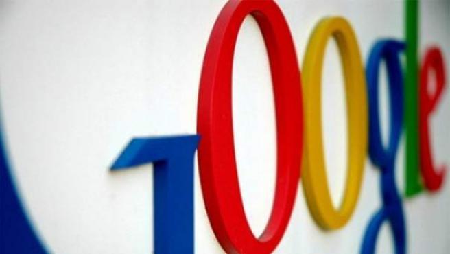Un logo del gigante de Internet.