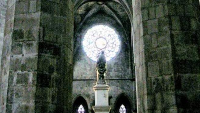 Portada del libro 'La catedral del mar', de Idelfonso Falcones.
