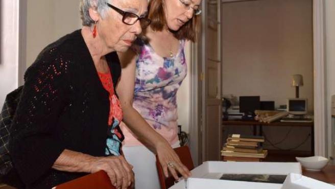 Petra Cruz y Amaya Conde