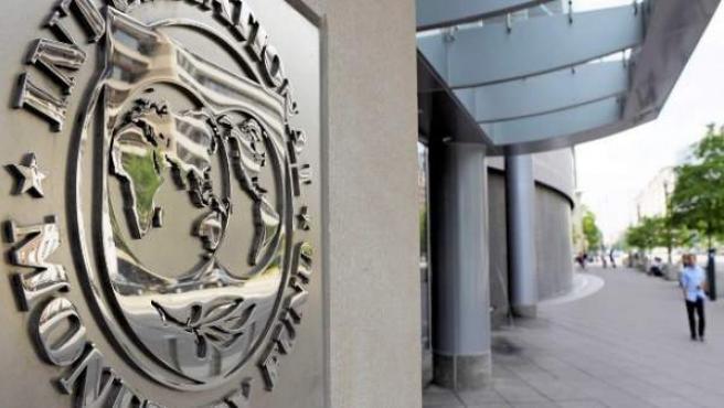 Una de la sedes del Fondo Monetario Internacional (FMI).