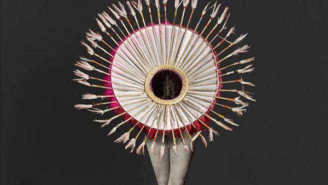 Una de las fotos de Isabel Muñoz que forman parte de la serie 'Mitologías'