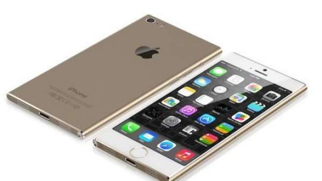 Imagen del nuevo iPhone 6.