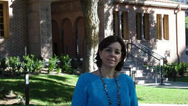 Yolanda Congosto, en la University of Southern California
