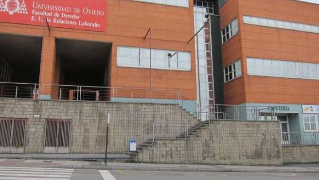 Facultad de Derecho de Oviedo, Campus de El Cristo