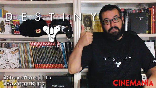 Destiny: El videojuego que estabas esperando