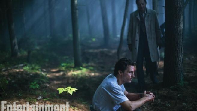 Primera imagen de 'The Sea of Trees', con Matthew McConaughey