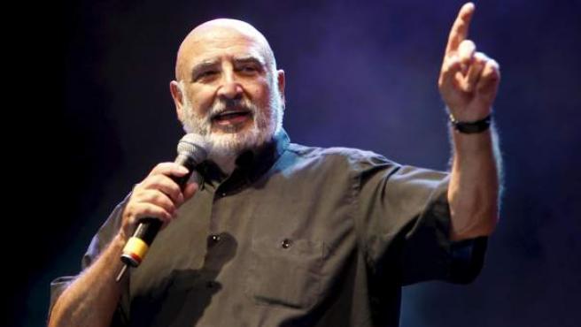 El cantante Pedro Pubill Calaf 'Peret', en una imagen de archivo.