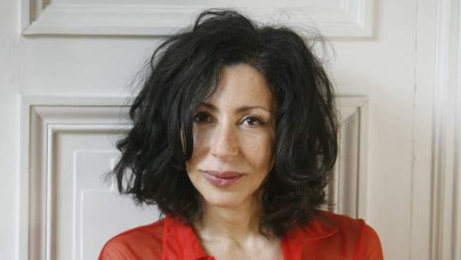 La escritora Yasmina Reza