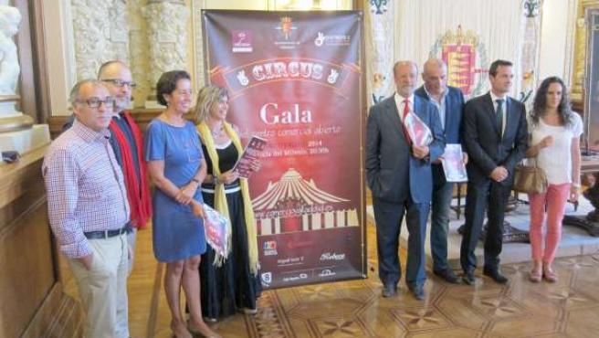 Presentación de la Gala