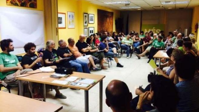 Asamblea de MÉS per Palma