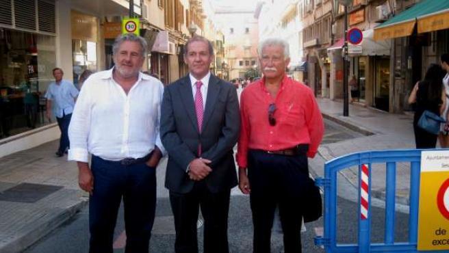 Bernardí Coll, Gabriel Vallejo y Bellinfante
